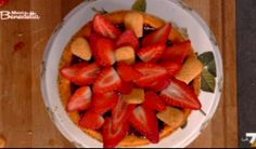 cheesecake di pavesini ricette benedetta parodi