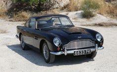 1962 Aston Martin DB4 Vantage Series V