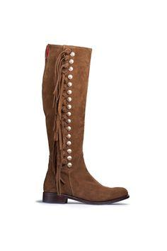 Navaho Boot - Fringe