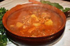 Zuppa di trippa stile gulasch ungherese :http://ropa55.it/zuppa-di-trippa-stile-gulasch-ungherese/