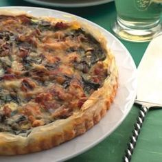 Real-Man Quiche Recipe - Delicious and not to bad for you. :)