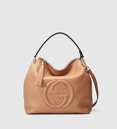 Gucci - Soho Leather Hobo 408825A7M0G2754 Borse Hobo 61985fc829a