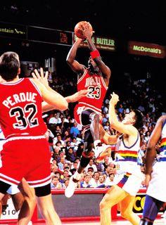 "Michael Jordan • ""Leanin J"""