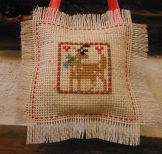 Cross Stitch  Rustic Prim  CHRISTMAS by CraftyCrossStitches, $5.00