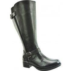 Gerade JJ Footwear Podgorica Schwarz Wadenbreite 5XW/6XW-Schuhgröße 43 gekauft: