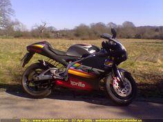 2005 Aprilia RS 125