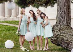 @BRIDES features @Weddington Way 's newest collection!