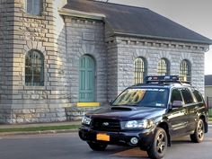 www.turboforester.org 2004 Forester XT SG Foz FXT in Java Black Pearl at Fort Niagara Lighthouse in Youngstown NY #turboforester