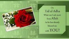 eid al adha wishes for husband 2017