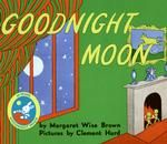 Goodnight Moon Board Book 60th Anniversary Edition  by Margaret Wise Brown, illustrated by Clement Hurd