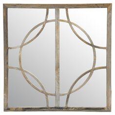 Westin Wall Mirror - Earthen Appeal @scrapwedo