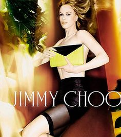 Celebrity Ad Campaigns You Should See - Style Vanity | Jimmy Choo Spring 2014 Ad Campaign featuring Nicole Kidman