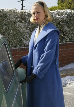Betty Draper (January Jones) ~ Mad Men Episode Stills ~ Season 1, Episode 13 ~ The Wheel