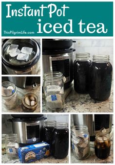 A perfect glass of iced tea can be made easily in the Instant Pot!  Iced tea is a staple at our house. Which means that the drinks we regularly drink at home are brought to a total of four– coffee, water, milk, and tea. For my kids, this means that they have three options– water, [...]