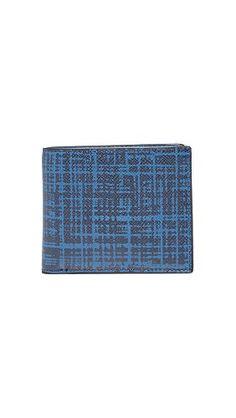 b16bc37bbcc2 New Gucci Men's 281968 Blue Supreme Canvas GG Guccissima Mini Bifold Wallet  | Annie's Unique Accessories/Gucci | Gucci men, Canvas leather, Leather men
