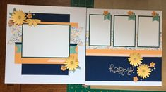 try this layout with chelsea papers