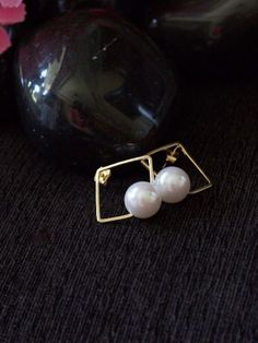 Buy Pearl Earrings-360/-