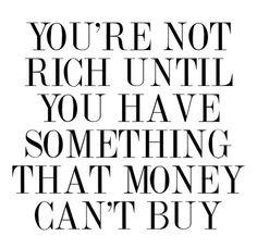Not rich