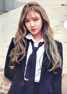 Twice - Nayeon 😍 💜 : Fanmeeting Once Begins @ Kyung Hee University 14 / 10 / 2017 Kpop Girl Groups, Korean Girl Groups, Kpop Girls, Nayeon Twice, Im Nayeon, Seolhyun, New Hair Colors, K Idols, Girl Crushes