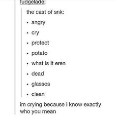 The Cast of SNK
