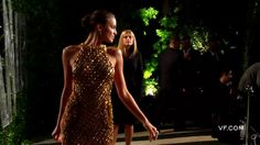 Video from 2012 Vanity Fair Oscar Party at Sunset Tower hotel. #fashion