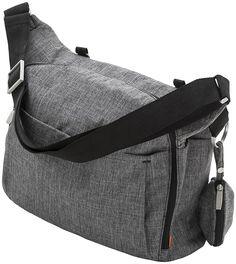 Stokke XPLORY Changing Bag - Black Melange - Best Price