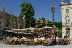 Place Stanislas in Nancy in Lorraine, France