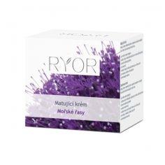 Hydratace Ryor Matující krém s extrakty z mořských řas