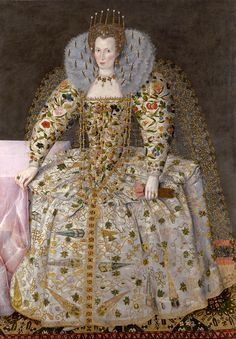 Reinette: English Portraits from 1540-1630: Catherine Carey, Countess of Nottingham,1597