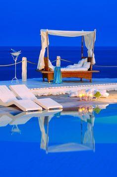 Hotel Kivotos, Mykonos, Greece.
