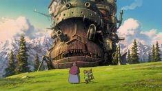 Fondos Studio Ghibli para el Escritorio.