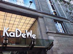 Kaufhaus des Westens (KaDeWe)  http://www.kadewe.de/en/  Tauentzienstr. 21-24  10789 Berlin