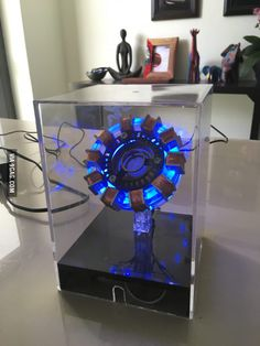 Just finished my own arc reactor, what do you guys think