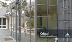 crittall W20 series windows - Google Search Window Wall, Window Seats, Glass Extension, Shop Fronts, Crittall Windows, Windows And Doors, New Homes, Architecture, Bungalows