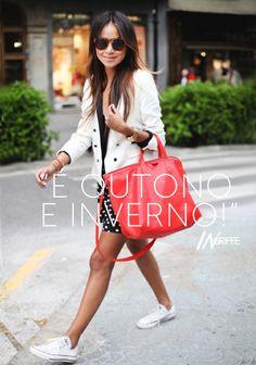 Ingriffe - De uma olhada no nosso closet: Acesse: http://www.ingriffe.com/ #ingriffe #moda #fashion #tendencias #estilo #streetstyle #look #lookbook #fashionblog