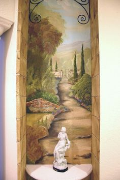 Tuscan View Mural - Mural Idea in Miami FL
