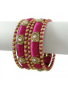 Thread Bangles - Bangles - FASHION JEWELRY - JEWELRY