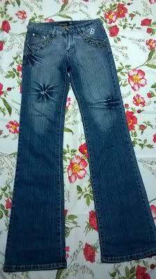 Blugi B.S. CAQU Spandex, Pants, Fashion, Moda, Trousers, Fashion Styles, Women's Pants, Fashion Illustrations, Women Pants