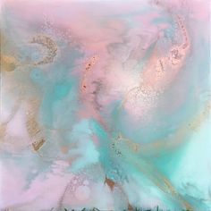 """""""Dawn Song"""" by Rachael Higby. Paintings for Sale. Bluethumb - Online Art Gallery"""