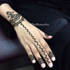 Instagram photo by thehennaart - #TheHennaArt #Henna #نقش_حناء #حناء #حنه #البحرين #Bahrain