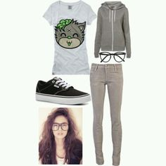 Drop Dead clothes by Oliver Sykes I love this outfit especially for school