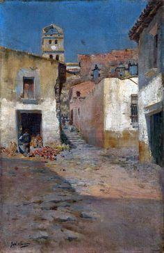 José Navarro Llorens 1867 - 1923
