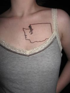 washington tattoo