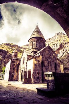 Armenia - Geghard Monastyr - Armenia