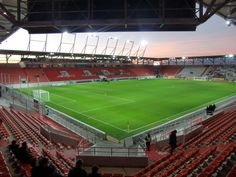 audi soccer cup 2016 | Audi Sportpark | stadion | The Football Stadiums.com | Euro 2016 ...