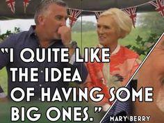 Best Great British Bake Off innuendos - News - TV & Radio - The Independent