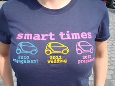 Smart Fortwo, Smart Car, T Shirts For Women, Cars, Wedding, Fashion, Valentines Day Weddings, Moda, Fashion Styles