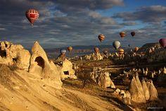 Ancient Region of Anatolia in Cappadocia, Turkey | Best Places to Visit in Turkey: Live on History : Cappadocia