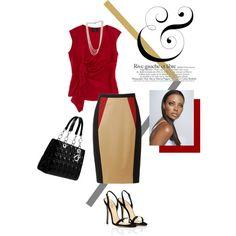 Skirt by JASON WU by fashionmonkey1 on Polyvore featuring polyvore fashion style Derek Lam Jason Wu Vionnet vintage