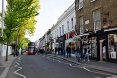A stroll through Notting Hill